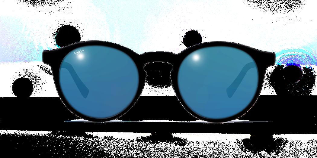 Lunettes de soleil femme FROZZY noir