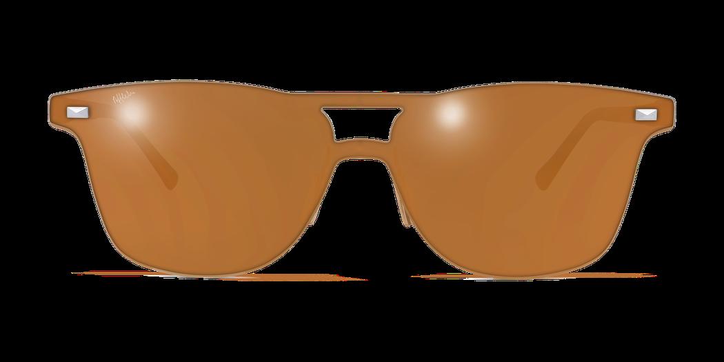 Lunettes de soleil homme COSMOS1 marron