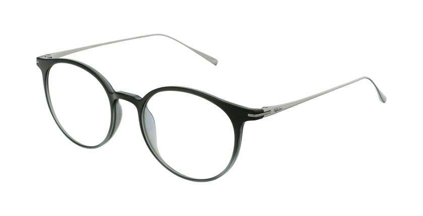 Óculos graduados MAGIC 67 GY cinzento/prateado - vue de 3/4