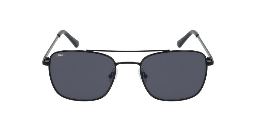 Óculos de sol SAND BKO1 preto - Vista de frente
