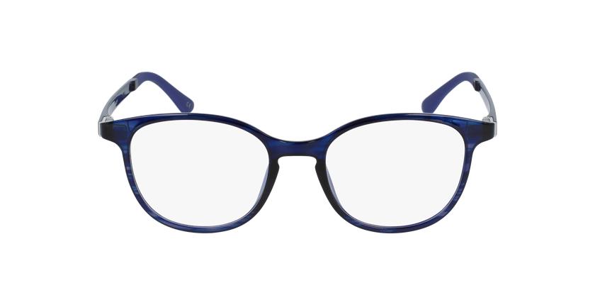Óculos graduados senhora MAGIC 09 violeta/azul - Vista de frente