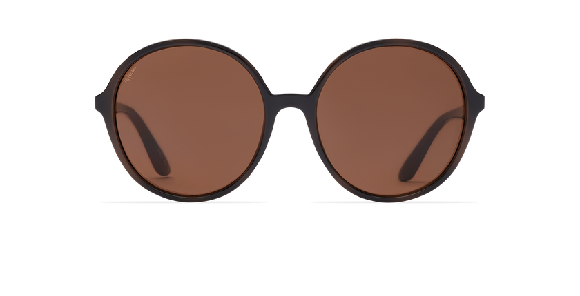 Gafas de sol mujer ASIOCA carey - vista de frente