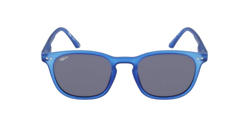 Óculos de sol criança VALME BL azul - Vista de frente