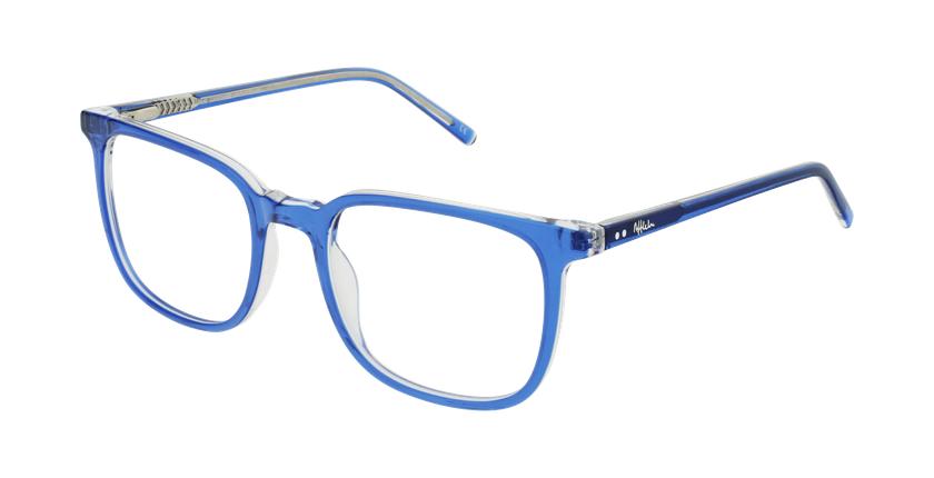 Óculos graduados GASPARD BL (TCHIN-TCHIN +1€) azul - vue de 3/4