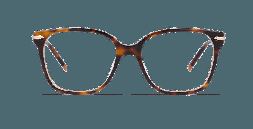 Gafas graduadas mujer CLIFDEN carey - vue de face
