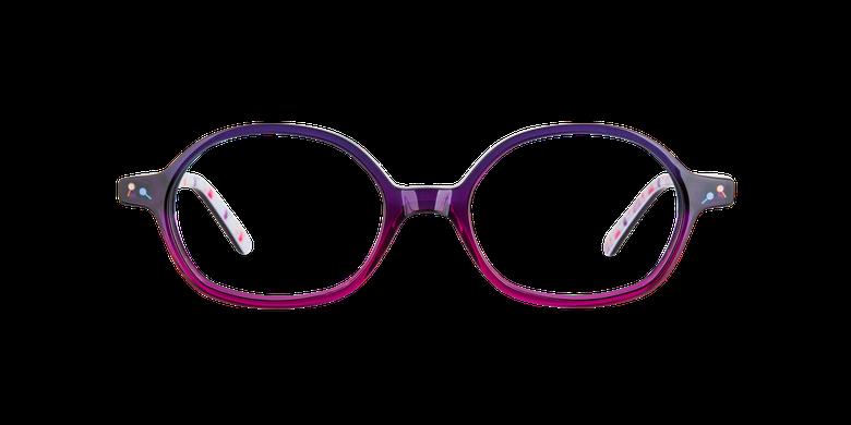 Óculos graduados criança FLUFFY1 C08 violeta