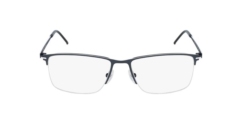 Óculos graduados homem URANUS BL01 azul - Vista de frente