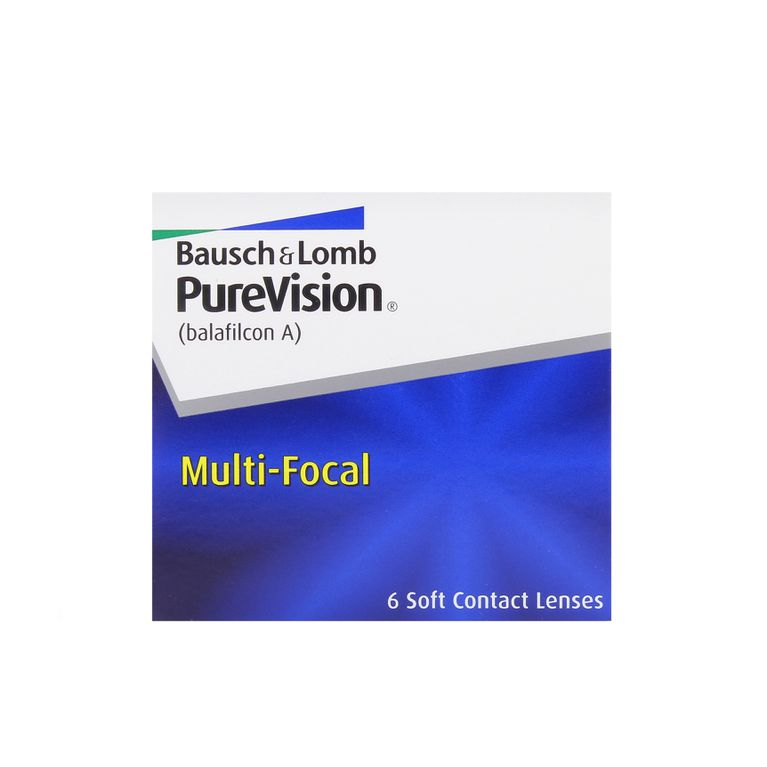 Lentilles de contact PureVision Multifocal HIGH 6L