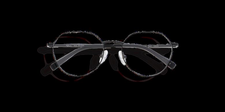 Óculos graduados senhora SELENA - PRETO (Tchin-Tchin +1€) preto