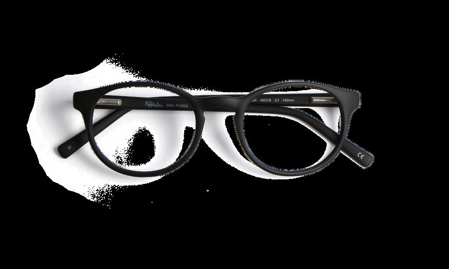 Lunettes de vue homme RUBEN noir
