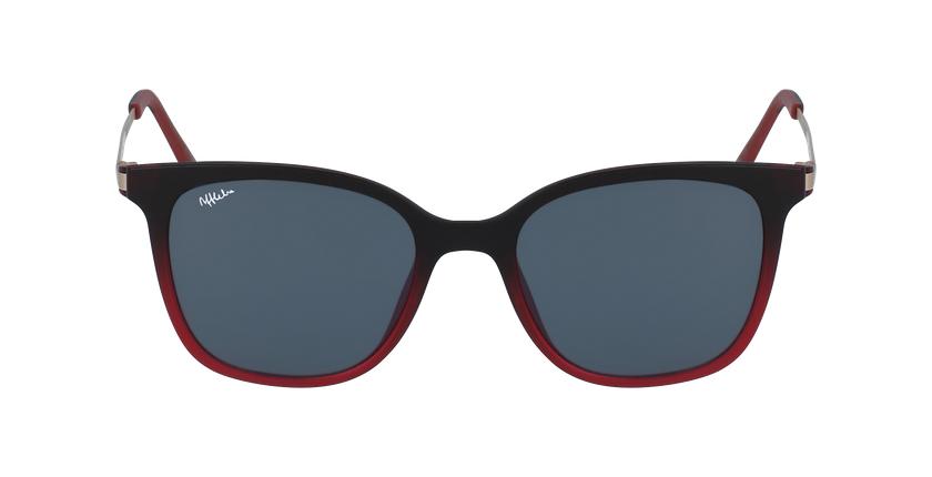 Lunettes de vue femme MAGIC 28 BLUEBLOCK rouge - Vue de face