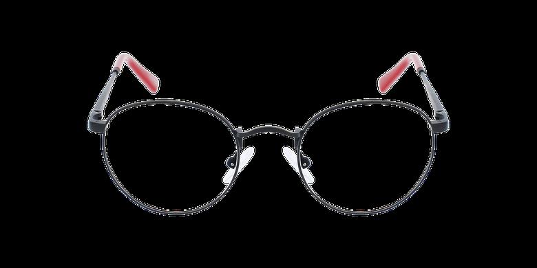 Lunettes de vue enfant MILAN noirVue de face