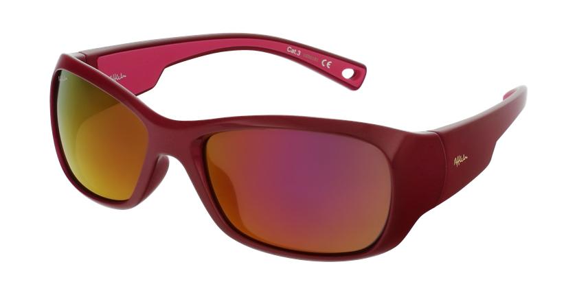Óculos de sol criança THIAGO POLARIZED PK rosa - vue de 3/4