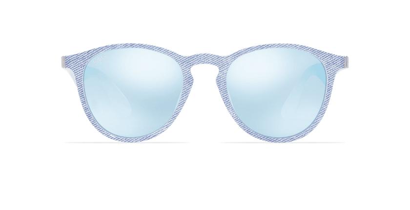 Óculos de sol senhora VARESE POLARIZED azul/azul - Vista de frente