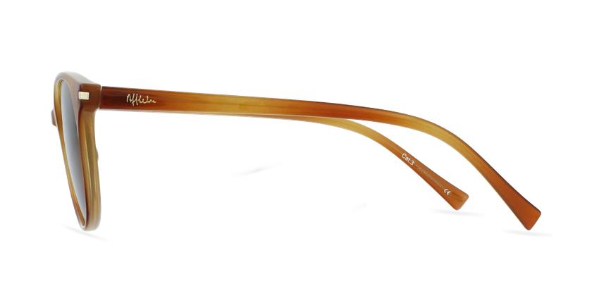 Óculos de sol SEROS HV tartaruga  - Vista lateral