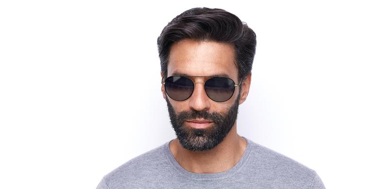 Gafas de sol hombre LONDON negro