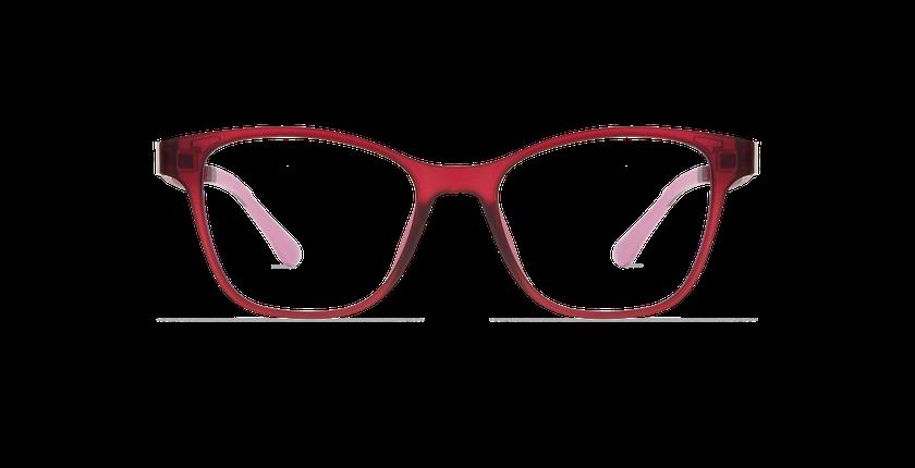 Gafas graduadas mujer SMART TONIC 17 morado/morado frozen - vista de frente