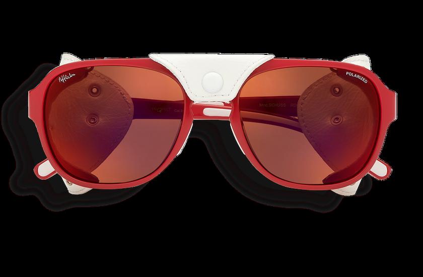 Gafas de sol hombre SCHUSS rojo - danio.store.product.image_view_face
