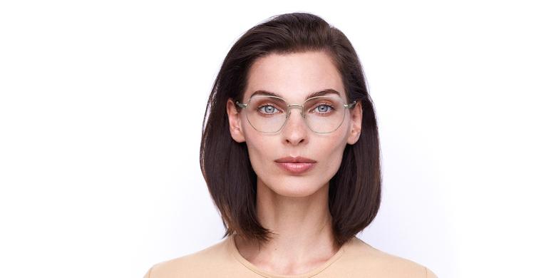 Óculos graduados senhora ERIN WH (TCHIN-TCHIN +1€) branco