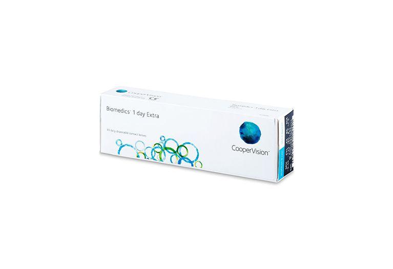 Lentilles de contact Biomedics® 1day 30L