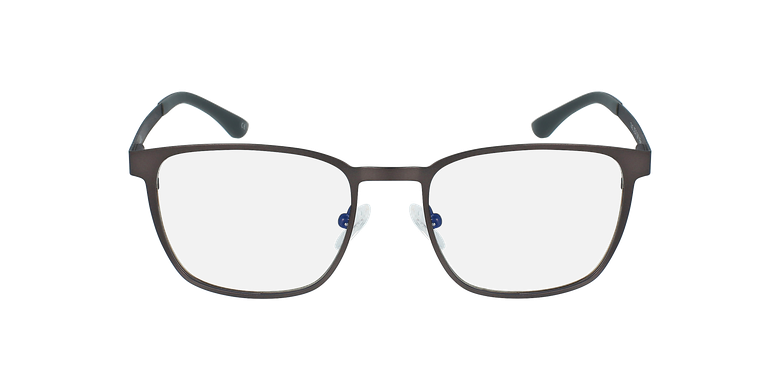 Óculos graduados homem MAGIC 42 BLUEBLOCK - BLOQUEIO LUZ AZUL cinzento