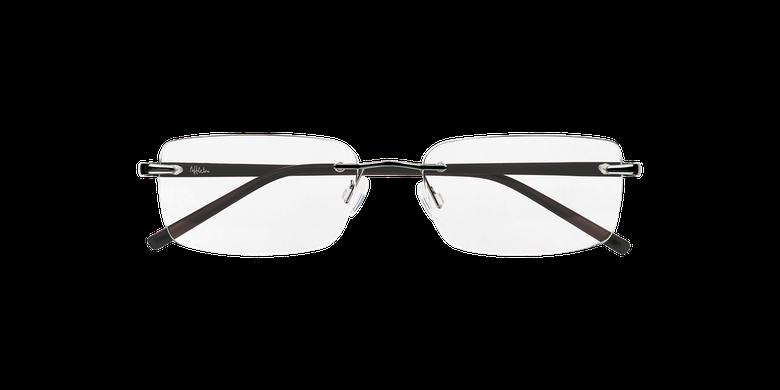 Óculos graduados homem LIGHT TONIC prateado