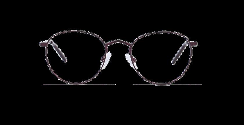 ... Óculos graduados homem OAH7231 violeta - Vista de frente ... 5671ba4576