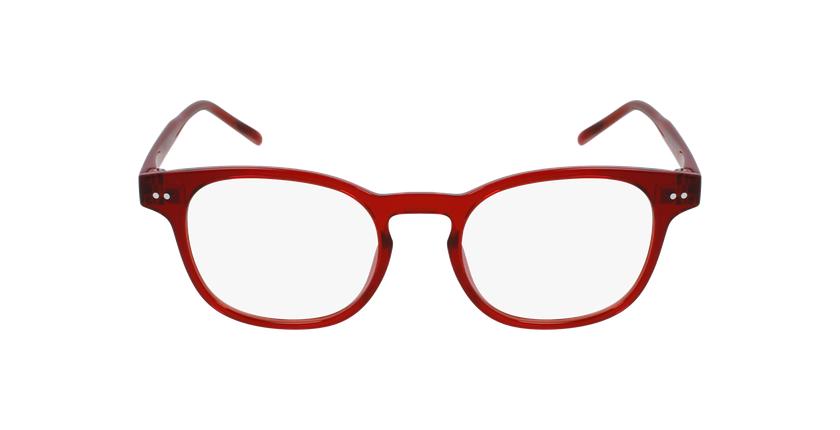 Lunettes de vue enfant MAGIC 50 BLUEBLOCK rouge - Vue de face
