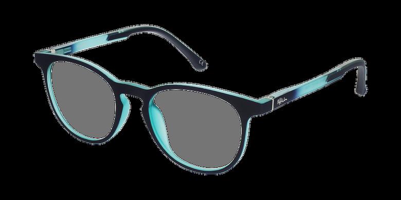 Óculos graduados criança MAGIC 78 PU - ECO FRIENDLY violeta/turquesavue de 3/4