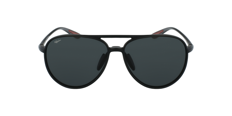 Óculos de sol homem MARTI BK preto/vermelho