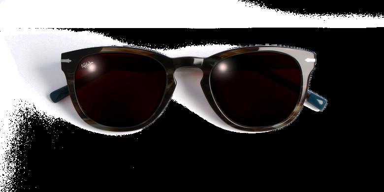 Óculos de sol homem WAKEFIELD castanho