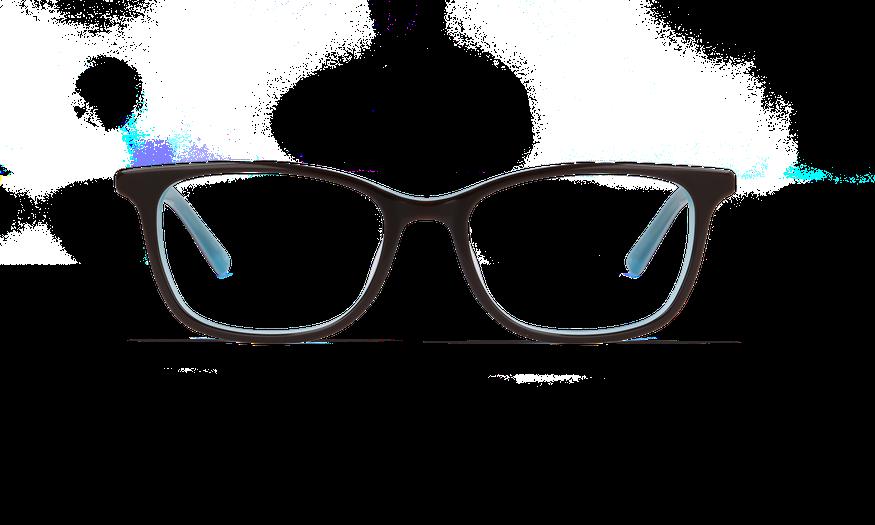 Lunettes de vue femme AUDE marron