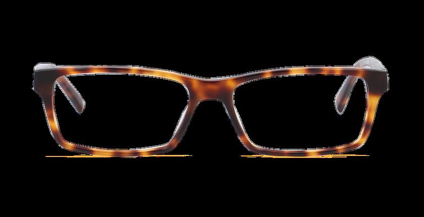 Lunettes de vue homme BASTIEN écaille - vue de face