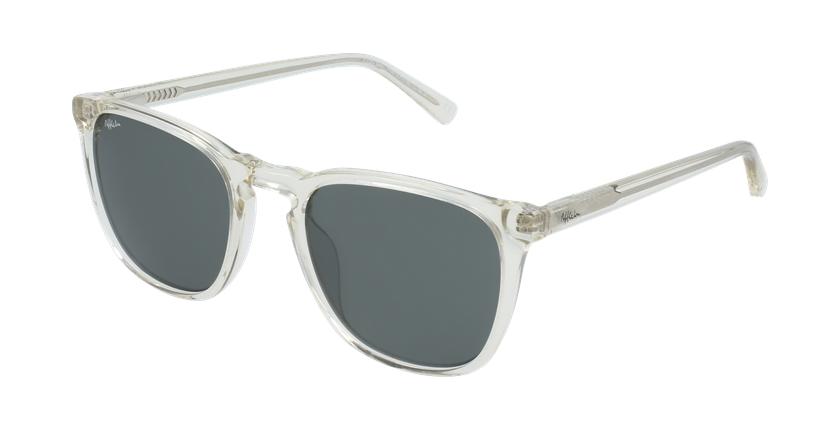 Óculos de sol homem ERVIN CR cristal - vue de 3/4