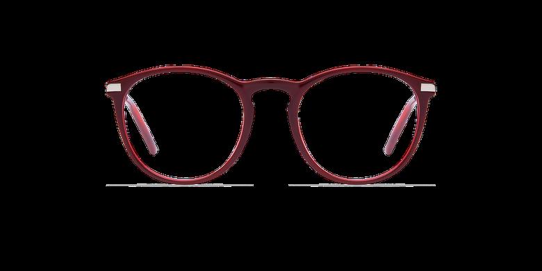 Gafas oftálmicas mujer ZELDA rojo