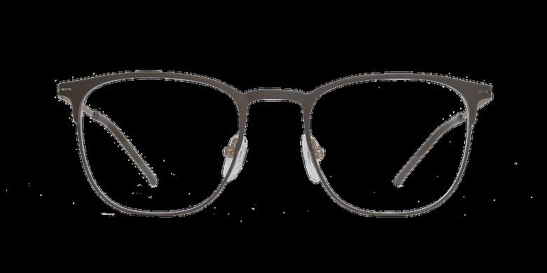 Lunettes de vue homme ARGON marron/doré