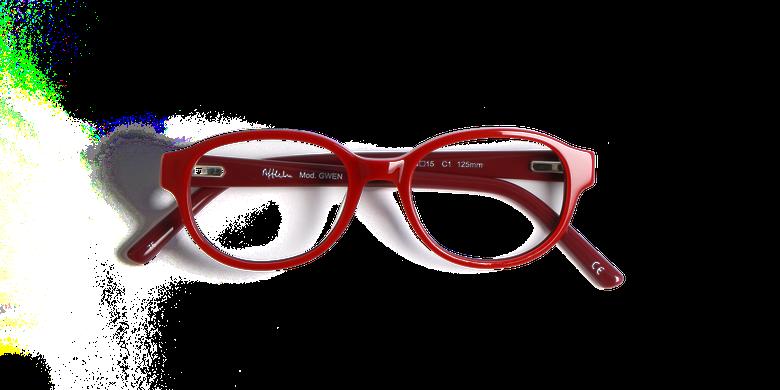 Gafas graduadas niños GWEN rojo/morado