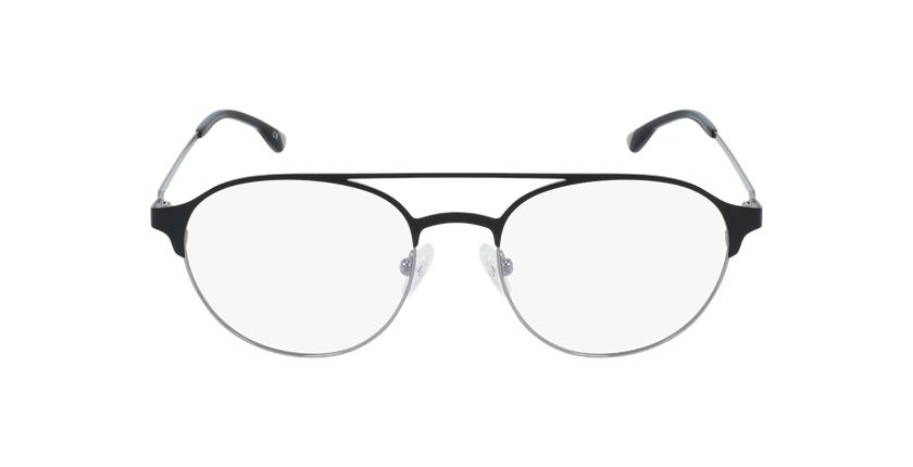 Lunettes de vue homme MAGIC 52 BLUEBLOCK noir/gris - Vue de face