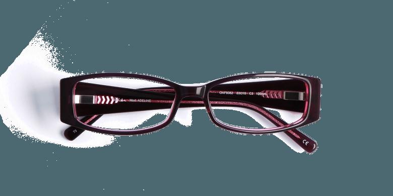 Lunettes de vue femme ADELINE violet