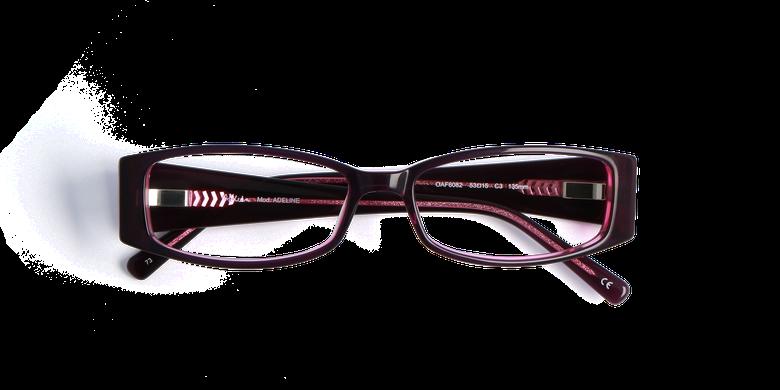 Gafas graduadas mujer ADELINE morado