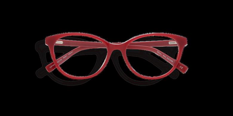 Óculos graduados senhora SOLENE - VERMELHO (Tchin-Tchin +1€) vermelho