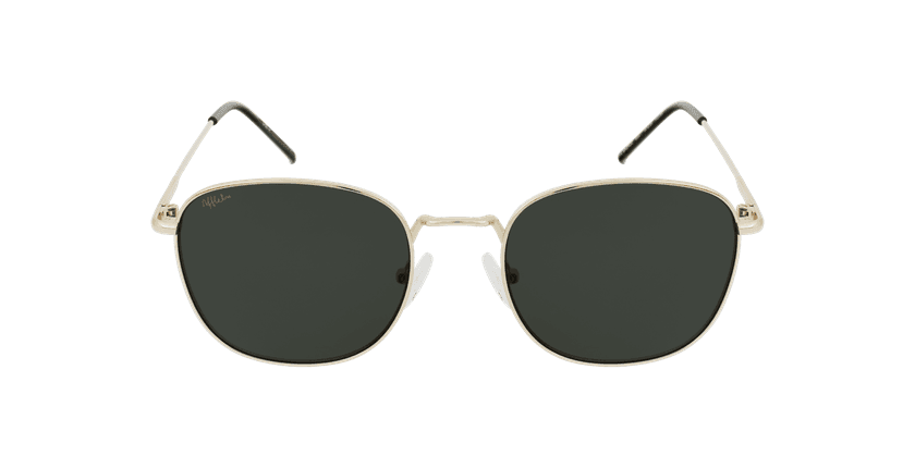 Óculos de sol MASNOU GD dourado - Vista de frente