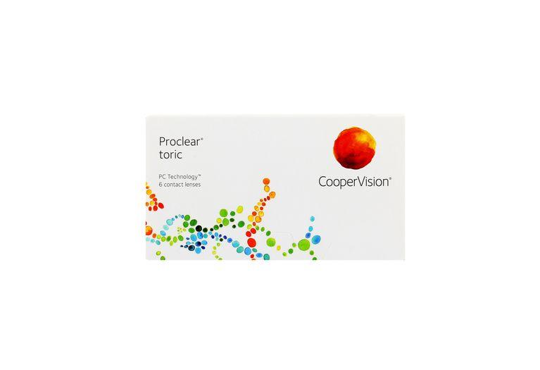 Lentilles de contact Proclear® Toric 6L