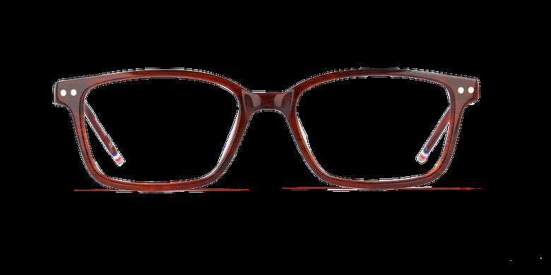 Óculos graduados homem DIBETOU castanho