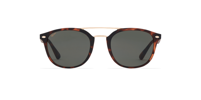 Óculos de sol CIELO (Tchin-Tchin +1€) tartaruga /dourado