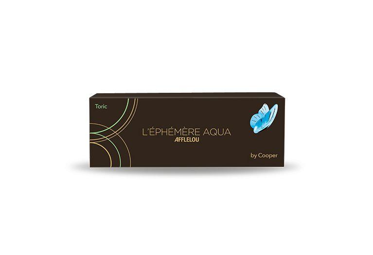 Lentes de contacto Éphémère Aqua Tórica - Diária 30 unid