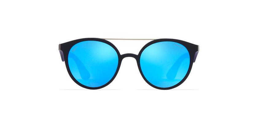 Lunettes de soleil homme ANDRES bleu - Vue de face