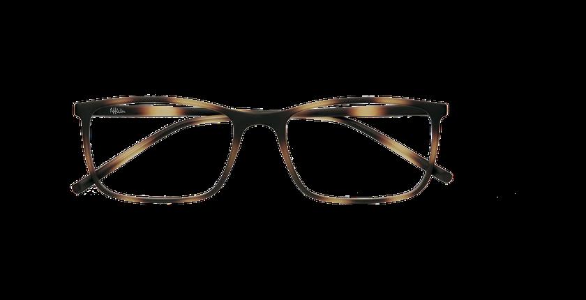 Gafas graduadas hombre LIGHT TONIC carey - vista de frente