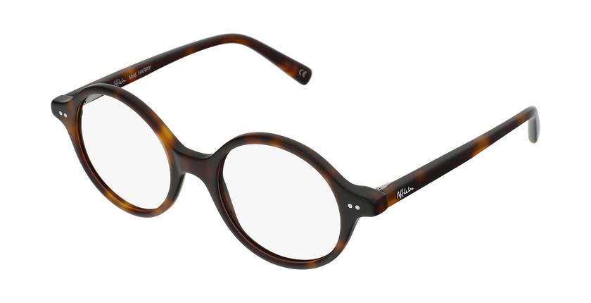 Óculos graduados criança HARRY TO (TCHIN-TCHIN +1€) tartaruga  - vue de 3/4