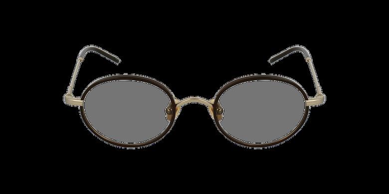 Óculos graduados PUCCINI GD dourado/vermelho